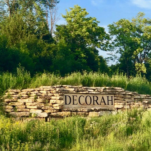 Decorah, Iowa Sign