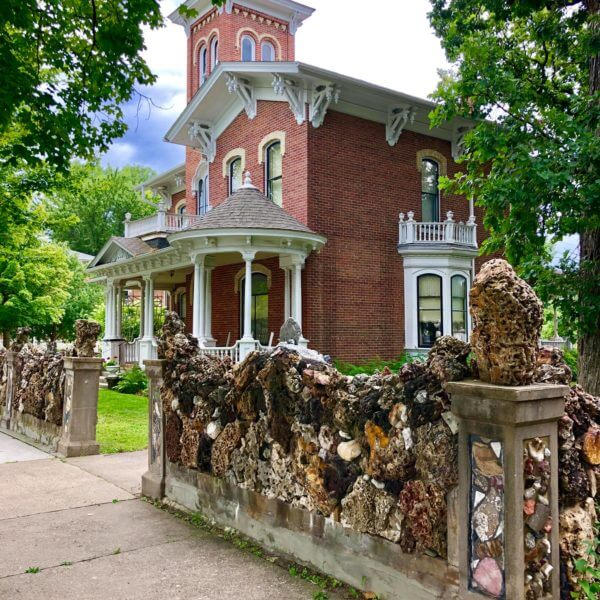 Porter House Museum - Decorah Iowa