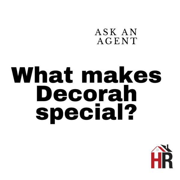 What makes Decorah Special?