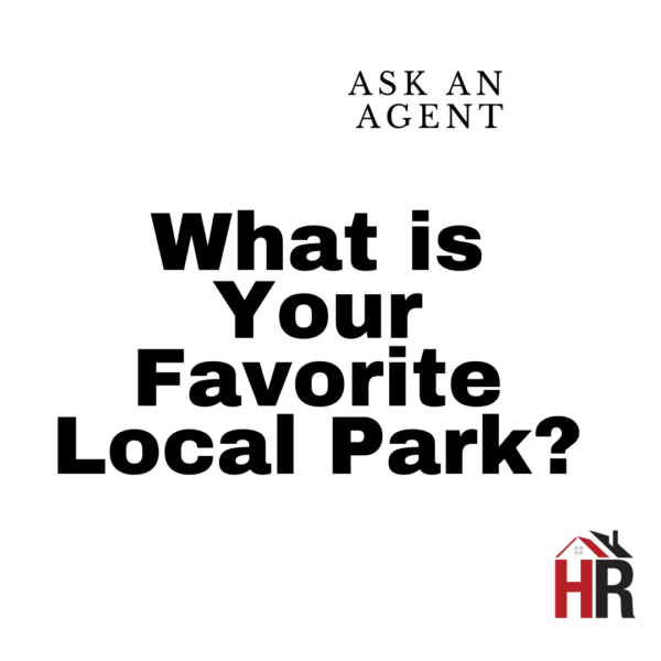 What is your favorite local park?